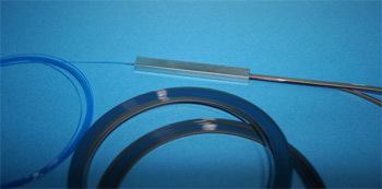 導波路スプリッターの写真