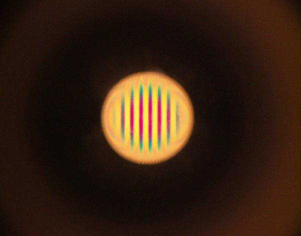 ILW050(φ0.5mm)の透過波面